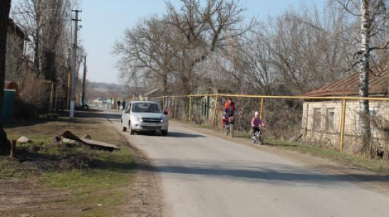 В подгоренском селе Белогорье появятся велопешеходные дорожки за 3 млн рублей