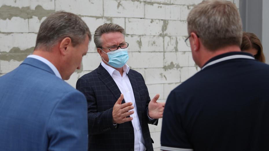 Мэр Воронежа пригрозил недобросовестным подрядчикам