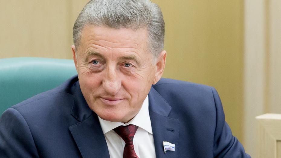 Сенатор Сергей Лукин сообщил о начале реализации нацпроекта «Жилье и городская среда»