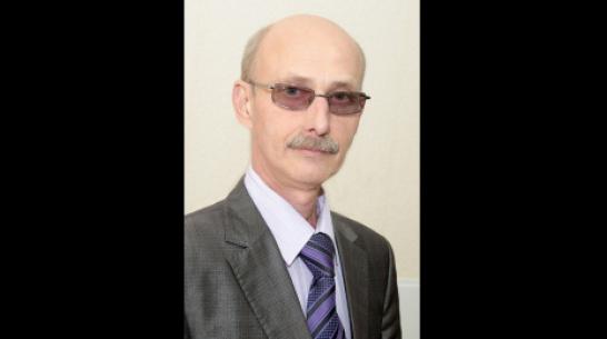 Умер директор воронежского лицея имени Киселева Валерий Столяров