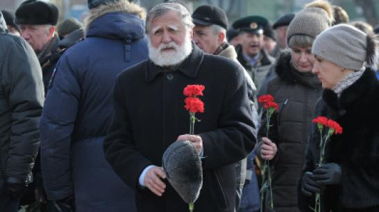 В Воронеже отметили 30-летие вывода войск из Афганистана