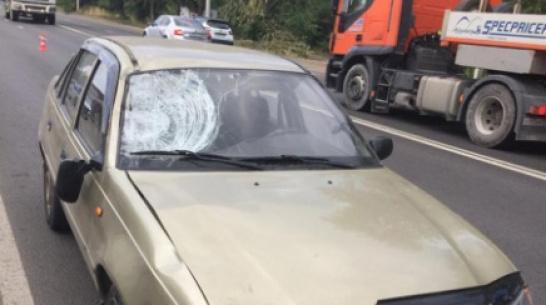 В Воронеже устанавливают личность мужчины, погибшего под колесами легковушки