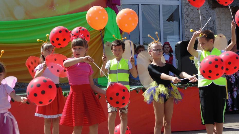 В рамонском селе Большая Верейка пройдет детский фестиваль «В гостях у сказки»