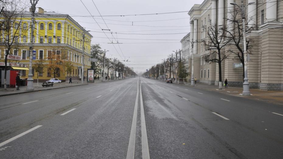На проспекте Революции в Воронеже появится новая остановка