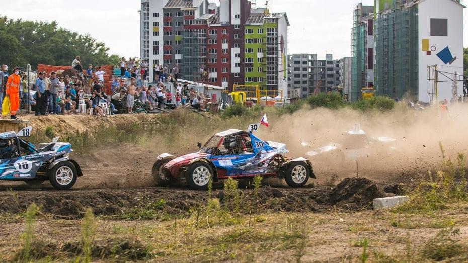 Воронежский гонщик победил на этапе чемпионата России по автокроссу