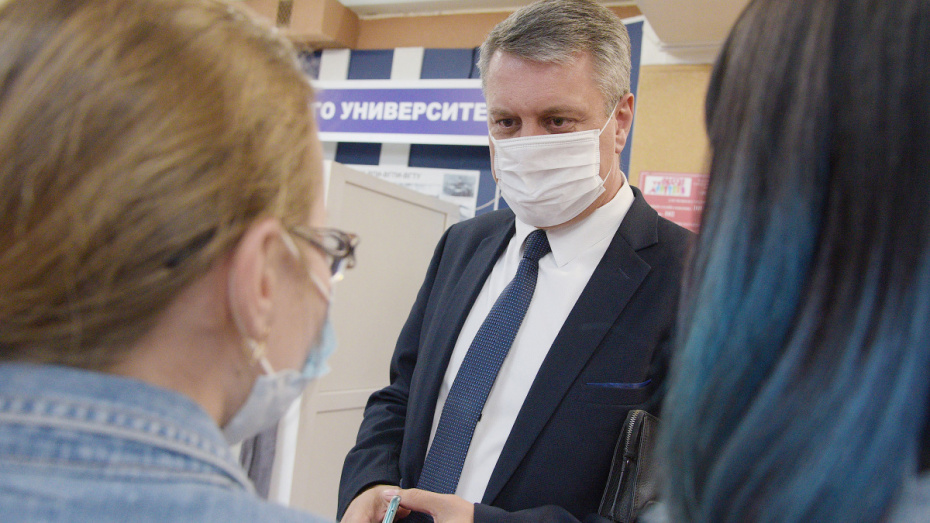 Облизбирком ожидает на выборах в Воронеже около 30% голосующих