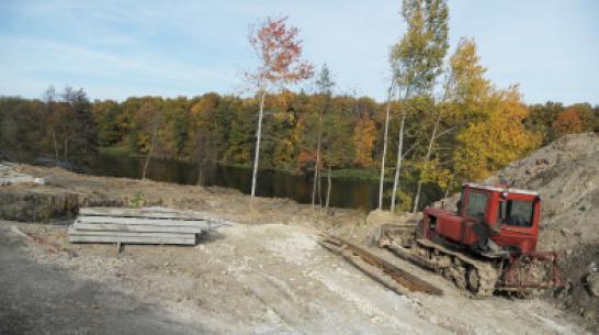 Суд обязал снести забор на берегу реки Воронеж в Рамонском районе
