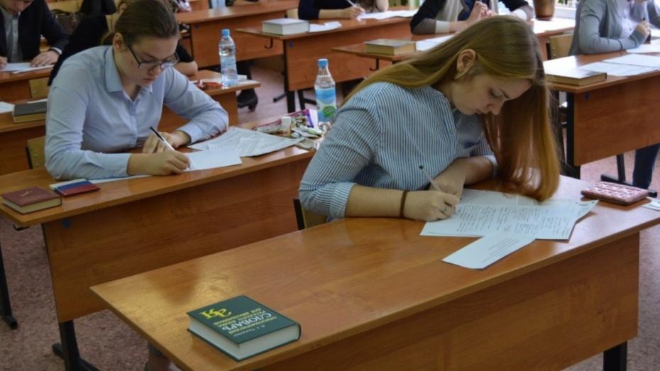 Задержка воронежских оценок ЕГЭ по русскому языку сдвинет сроки апелляций
