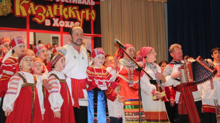 В селе Хохол фестиваль фольклора и ремесел «На Казанскую» пройдет 4 ноября