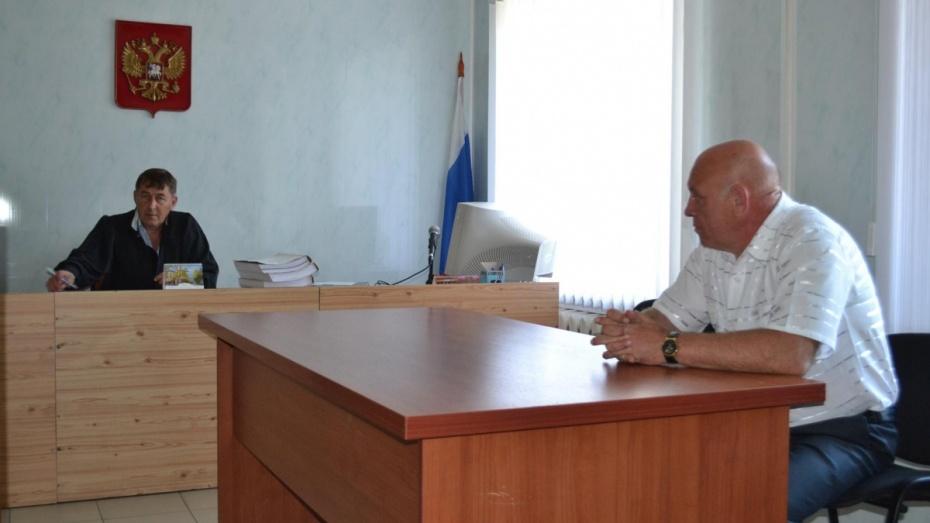 Экс-начальник Павловского отдела полиции в суде: «Очень сожалею о своем поступке»