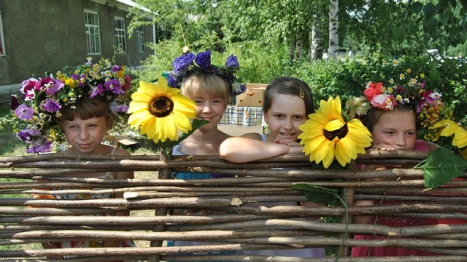 В Новой Усмани впервые пройдет районный Фестиваль цветов