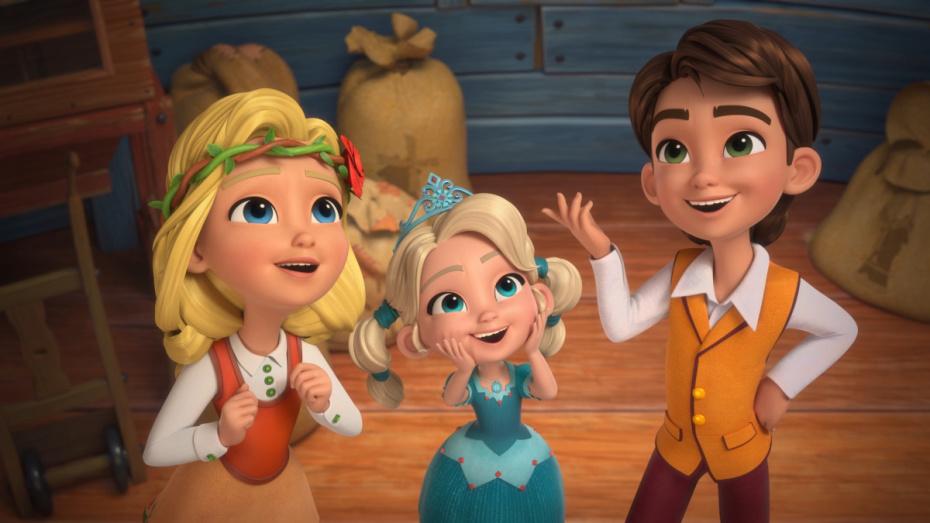 Мультсериал воронежской студии про Снежную Королеву осенью покажут по ТВ