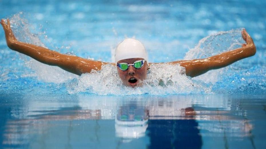 Воронежская пловчиха Дарья Стукалова привезла из Дании 3 золотых медали