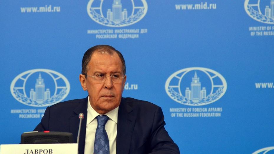 Лавров поведал опереодетых вженщин дипломатах США в столице