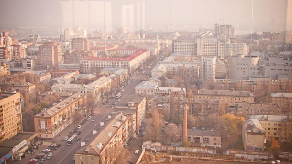 Численность населения в Воронежской области снизилась на 1,6 тыс человек за 2017 год
