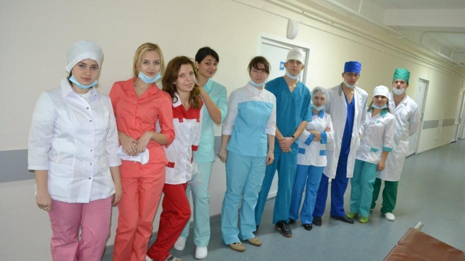 Воронежские медики претендуют на зарплату, на треть выше средней по региону