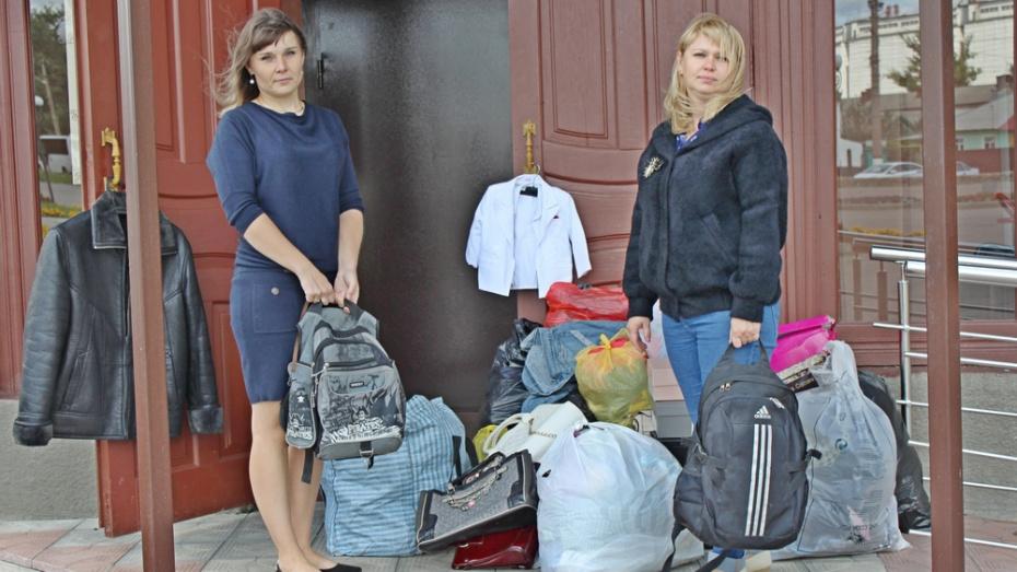 Таловские общественники объявили акцию «Помоги собраться в школу»
