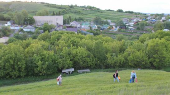 Хохольцам предложили представить идеи для туристического проекта «Донэкопарк»