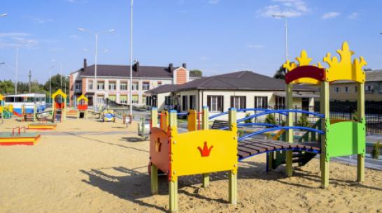 В Лисках в детском саду №10 открыли ясли с интерактивной лабораторией