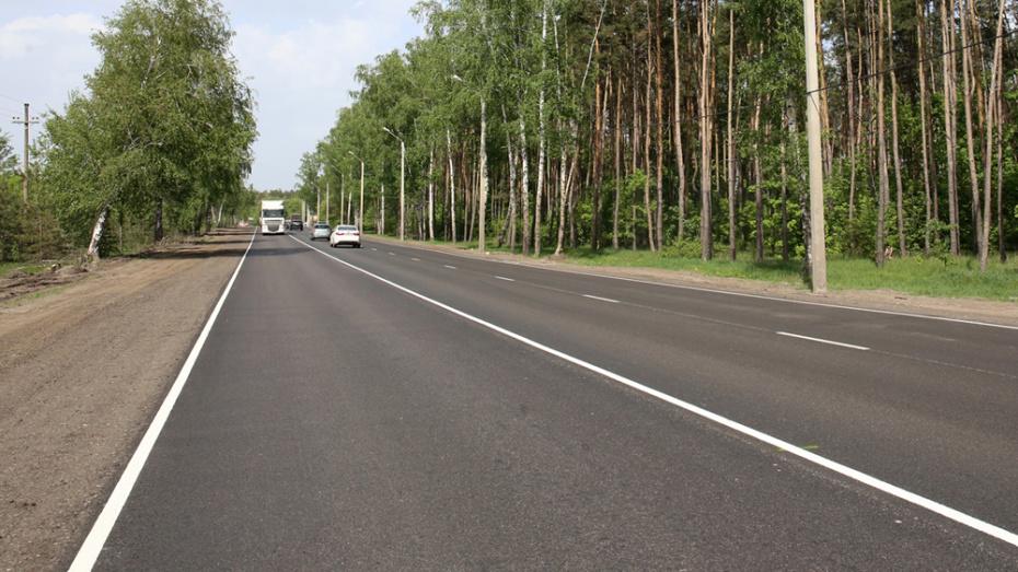 В Воронеже завершили ремонт на 79 улицах