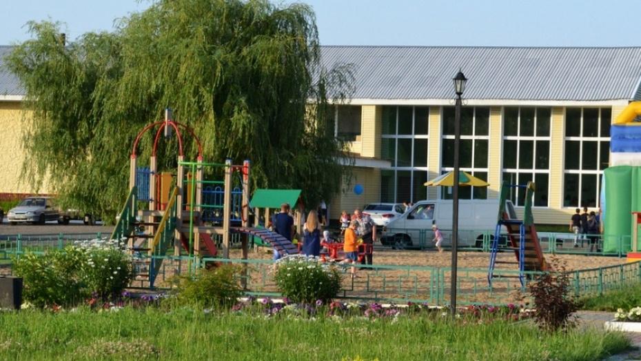 В лискинском селе Ковалево отремонтируют библиотеку при Доме культуры