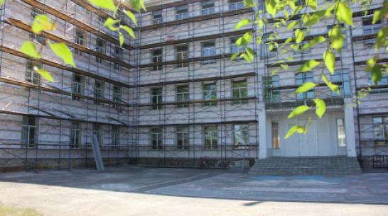 На ремонт Елань-Коленовской школы №2 Новохоперского района выделили более 10 млн рублей