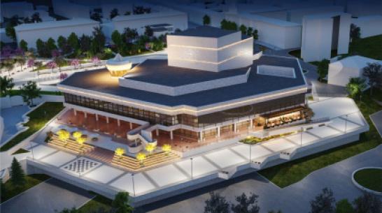 Первый этап капремонта Воронежского концертного зала проведут в 2019 году