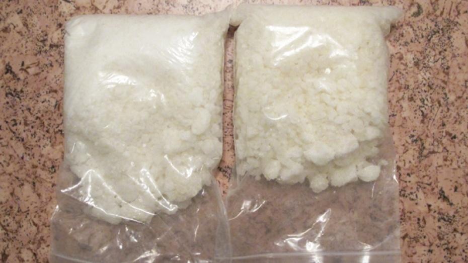 В Воронежской области поймали саратовца с 1 кг «соли»