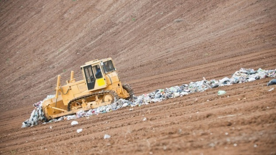 В Воронежской области построят завод по переработке твердых коммунальных отходов
