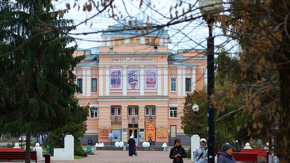 Театры малых городов Воронежской области получат 10 млн рублей