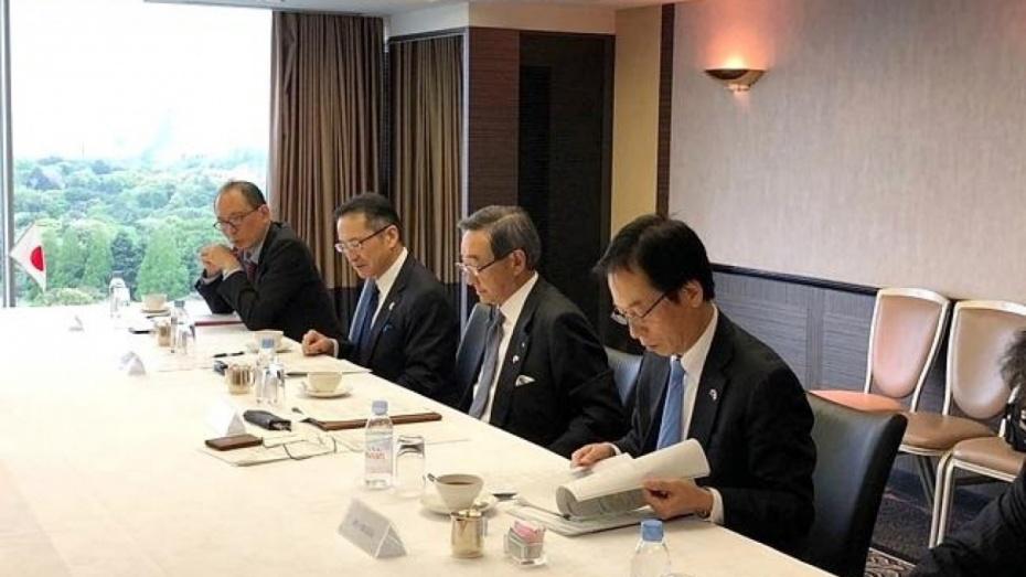 Японская компания желает  построить метро вВоронеже