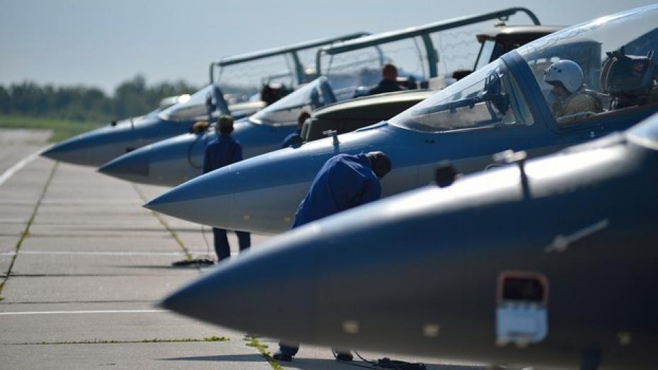 Воронежские летчики выступят на международном этапе «Авиадартс-2015»