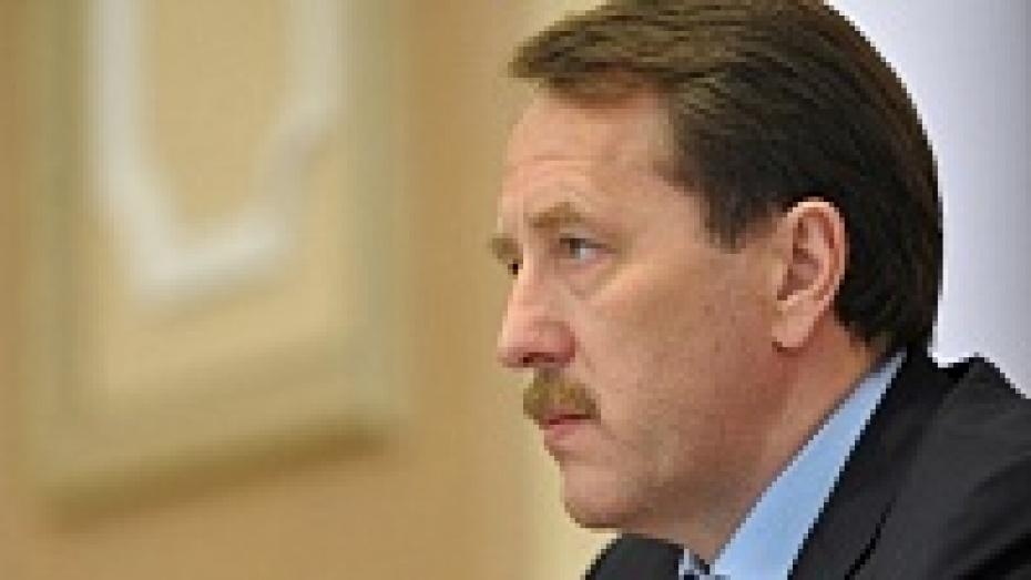 Губернатор Воронежской области: «Президент призвал к эффективному использованию ресурсов»