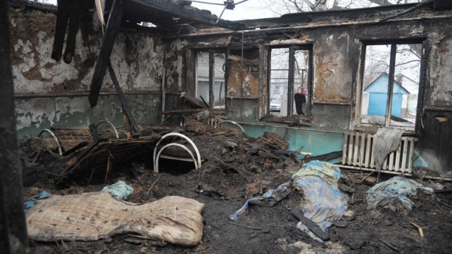 В Воронежской области расселят пациентов деревянных интернатов
