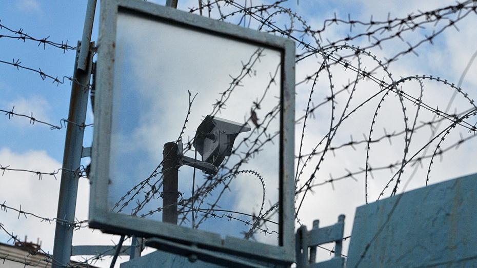 Заключенный сбежал из колонии в Воронеж