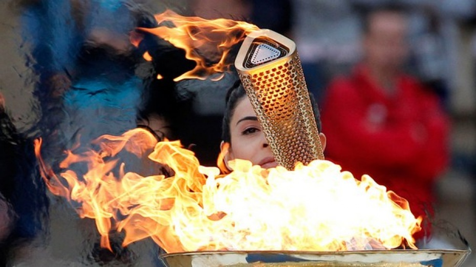Олимпийский огонь пройдет через Воронеж 18 января