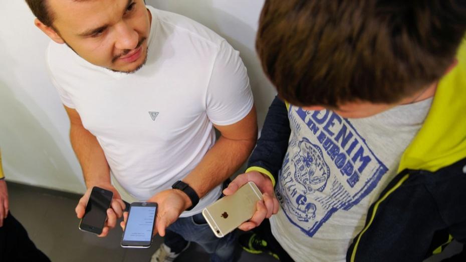 В Воронеже упал спрос на смартфоны