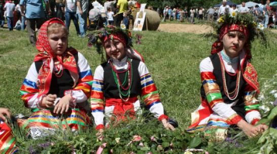 Под Воронежем состоится XXI Межрегиональный фольклорный фестиваль «На Троицу»