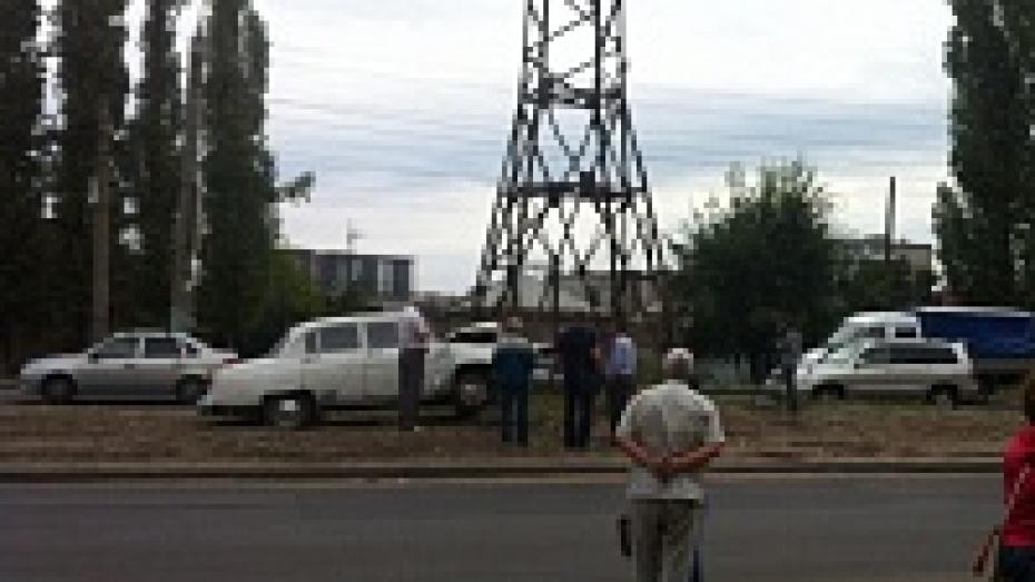 В Воронеже на «Волге» разбился 83-летний горожанин