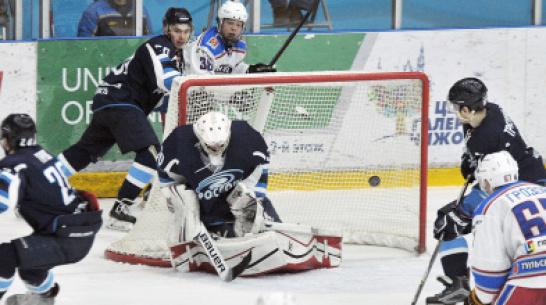 Хоккеисты «Россоши» разгромно проиграли НХК в полуфинале