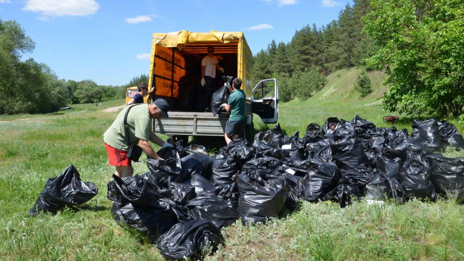 Павловчане собрали более 1,6 т мусора в рамках экологического соревнования «Чистые игры»