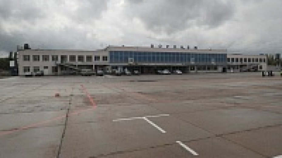 Более 24 тысяч человек воспользовались услугами воронежского аэропорта в марте