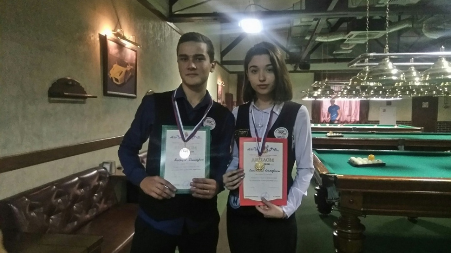 Бутурлиновская бильярдистка стала чемпионом области