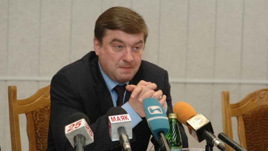 Бывший мэр Воронежа Сергей Колиух официально выдвинут на выборы в городскую думу
