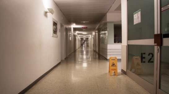 Крышу Воронежской областной детской больницы отремонтируют за 16,2 млн рублей