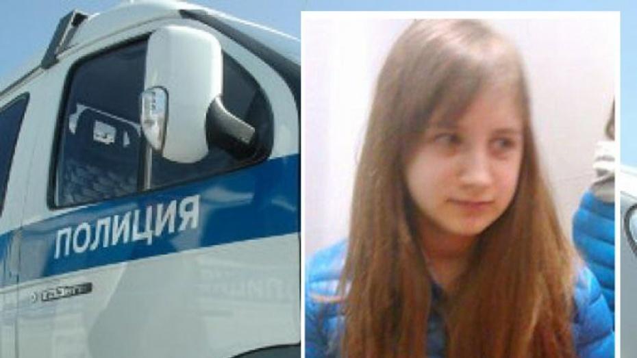 По дороге из Москвы в Воронеж исчезла 16-летняя девушка