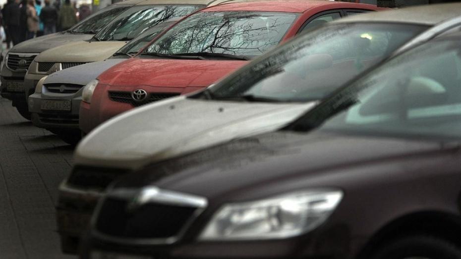 Продажи подержанных легковушек в Воронежской области выросли на 15% за год