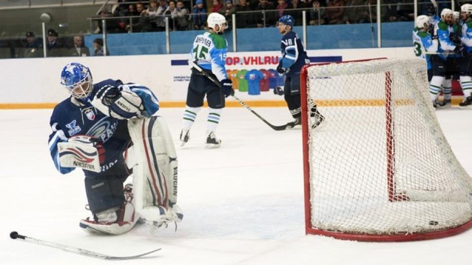 «Буран» уступил в стартовом матче «Кубка Лады»
