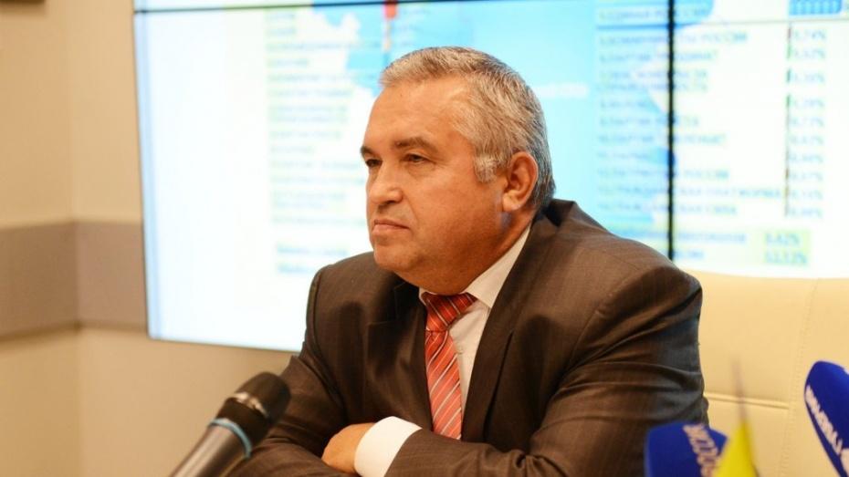 Руководитель Воронежского облизбиркома ушел вотставку