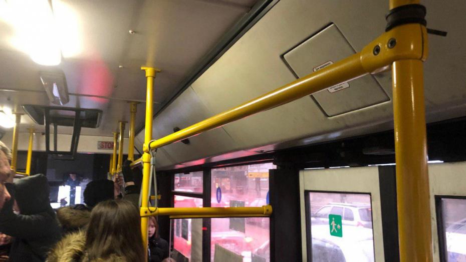 Областные власти предусмотрели запасной вариант развития пассажирских перевозок в Воронеже